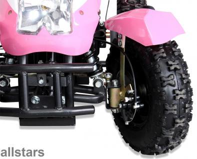 Allstars Pocketquad pink-weiss Cobra 800 Watt Miniquad - Vorschau 5