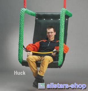 Huck Schaukel Vogelnestschaukel Behindertenschaukel Maxi Sicherheitsschaukel