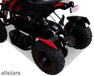 Allstars Pocketquad rot Cobra 800 Watt Miniquad 4