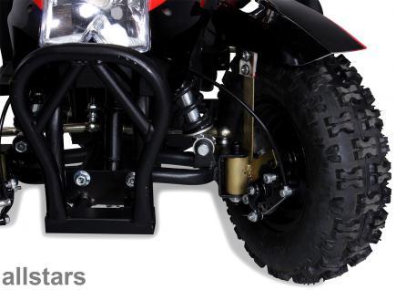 Allstars Pocketquad schwarz-weiß Cobra 800 Watt Miniquad - Vorschau 4