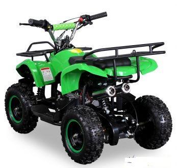 Allstars Quad Torino 49 cm³ Mini-Quad grün - Vorschau 2