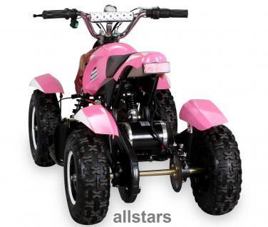 Allstars Pocketquad pink-weiss Cobra 800 Watt Miniquad - Vorschau 2