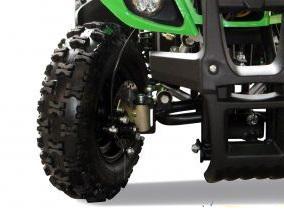Allstars Quad Torino 49 cm³ Mini-Quad grün - Vorschau 4