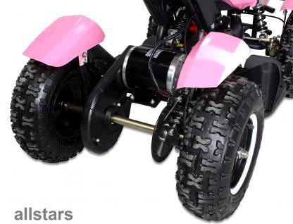 Allstars Pocketquad pink-weiss Cobra 800 Watt Miniquad - Vorschau 4