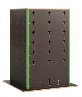 Turnen Parcour Cube klein 54 Modulsystem Parkour Breitensport Hallensport Bänfer
