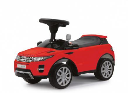 Jamara Rutscher Land Rover Evoque rot Rutschauto Kippschutz