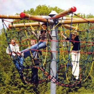 Hally-Gally Karussell Berg-und Talbahn Kletterturm Spielplatzgeräte Drehturm Huck