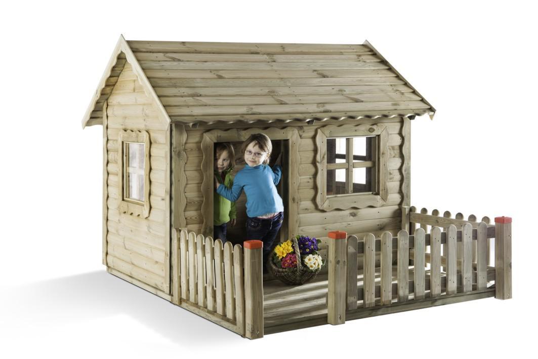 allstars spielhaus lucas kinderspielhaus gartenhaus mit terrasse spielturm holz kaufen bei. Black Bedroom Furniture Sets. Home Design Ideas