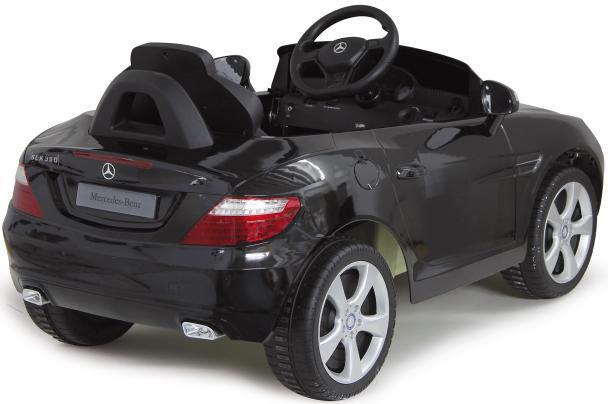 jamara mercedes slk class 10 schwarz kinderauto. Black Bedroom Furniture Sets. Home Design Ideas