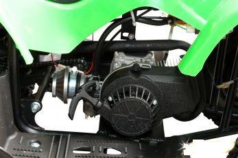 Allstars Quad Torino 49 cm³ Mini-Quad grün - Vorschau 5