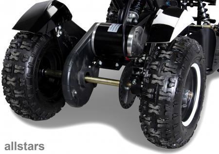 Allstars Pocketquad schwarz-weiß Cobra 800 Watt Miniquad - Vorschau 5