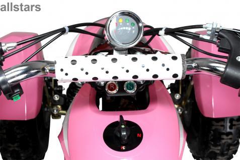 Allstars Pocketquad pink-weiss Cobra 800 Watt Miniquad - Vorschau 3