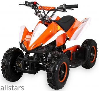 Allstars Kinderquad Quad Pocket-Quad Racer 49cc orange