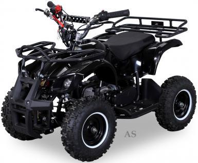 Allstars Quad Torino 49cc Mini-Quad schwarz