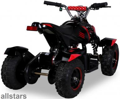 Allstars Pocketquad rot Cobra 800 Watt Miniquad 2