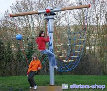 Hally-Gally Spielplatzgeräte Karussell Luftikus Drehturm Kletterturm Spielgeräte