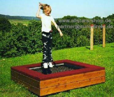 hally gally mini trampolin zum aufstellen vorschau 1. Black Bedroom Furniture Sets. Home Design Ideas