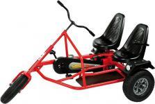 DinoCars Dino Cars Trike Seitenwagen BF Kinderfahrzeug Tretauto Kinderauto GoCart