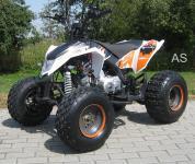 Allstars Quad Maddex 49 cc Straßenzulassung