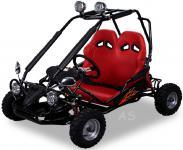 Allstars Buggy Zweisitzer MiniBuggy 4-Takt 49 cc Quad
