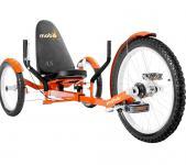 Allstars MOBO® Cruiser TRITON PRO 3 Dreirad orange