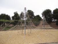 Huck Cheops-Pyramide Kombination Maxi STP Kletterpyramide