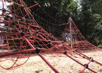 Huck Cheops-Pyramide Kombination Midi STP Kletterpyramide