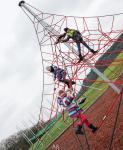 Huck Seilpyramide Spider 6 - 4 Kletterpyramide