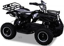 allstars Quad Elektroquad 800W Torino Kinderquad Pocketquad schwarz
