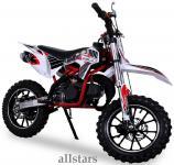 Allstars Kindermotorrad 49 cc Mini Gazelle CrossBike Pocketbike