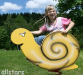 Allstars SHWing Federwippe Schnecke Wippe Spielplatz-Wippe Fliwi