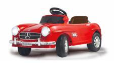 Jamara Kinderauto Elektroauto Ride-on Mercedes 300SL rot Car