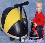 Dragon Toys Rutscher Skipper Rolly-Bug Biene Buggy Rutscherauto drehbar 360 Grad