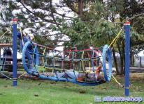 Huck Fun-Parcours 2010 Kletterspiel Abenteuertunnel Kletteranlage Spiel-Parcours