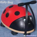 Dragon Toys Rutscher Skipper Rolly-Bug Marienkäfer Buggy Rutscherauto drehbar 360