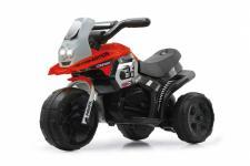 Jamara Kinderauto Elektro-Trike Elektroauto Ride-on E-Trike Racer rot