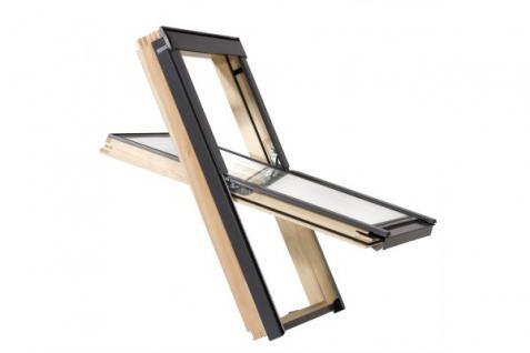 wohnraum dachfenster holz aax mit eindeckrahmen tfx gr en c2a c4a f6a und m6a kaufen bei. Black Bedroom Furniture Sets. Home Design Ideas