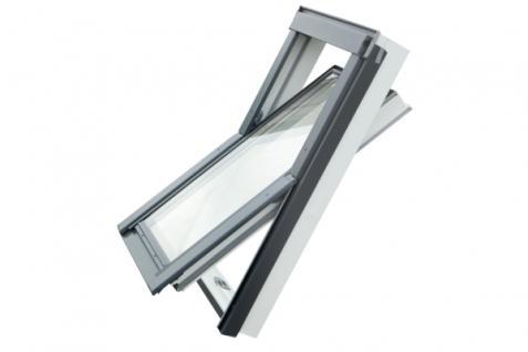 rooflite dachfenster kunststoff apx mit eindeckrahmen tfx gr en c2a c4a f6a m6a m8a und. Black Bedroom Furniture Sets. Home Design Ideas