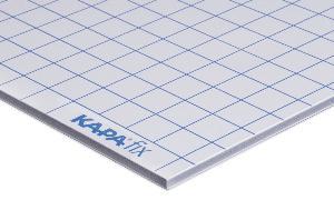 (31,87 ?/qm) KAPA®fix Box mit 8 Leichtstoffplatten DIN A4 selbstklebend 5 mm stark