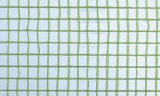 Gitterfolie Standard 1,5 x 50 m Rolle grün-transparent, mit Gitterarmierung, UV-stabilisiert, Abdeckfolie, Gitterplane 2,66 EUR/qm