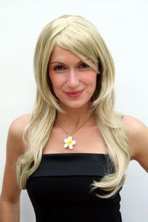 Damen Perücke blond Scheitel 3117-234
