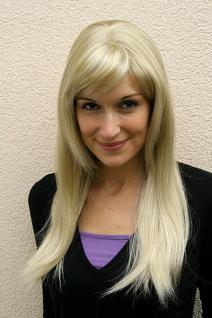 Perücke blond variabel 3280- 22
