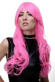 Perücke Damenperücke Cosplay gestuft lang Pink GFW1830-T2124 65 cm Punk Goth Emo