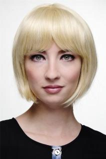 wig me up sexy bob per cke gerader pony blond mix hellblond goldblond 703 lg26 kaufen bei vk. Black Bedroom Furniture Sets. Home Design Ideas