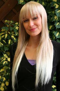 Perücke blond lang 9293-27T613