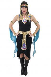 Kostüm Damenkostüm Cleopatra Kleopatra Ägypterin 1920 Hollywood Diva L020 S, L, XL