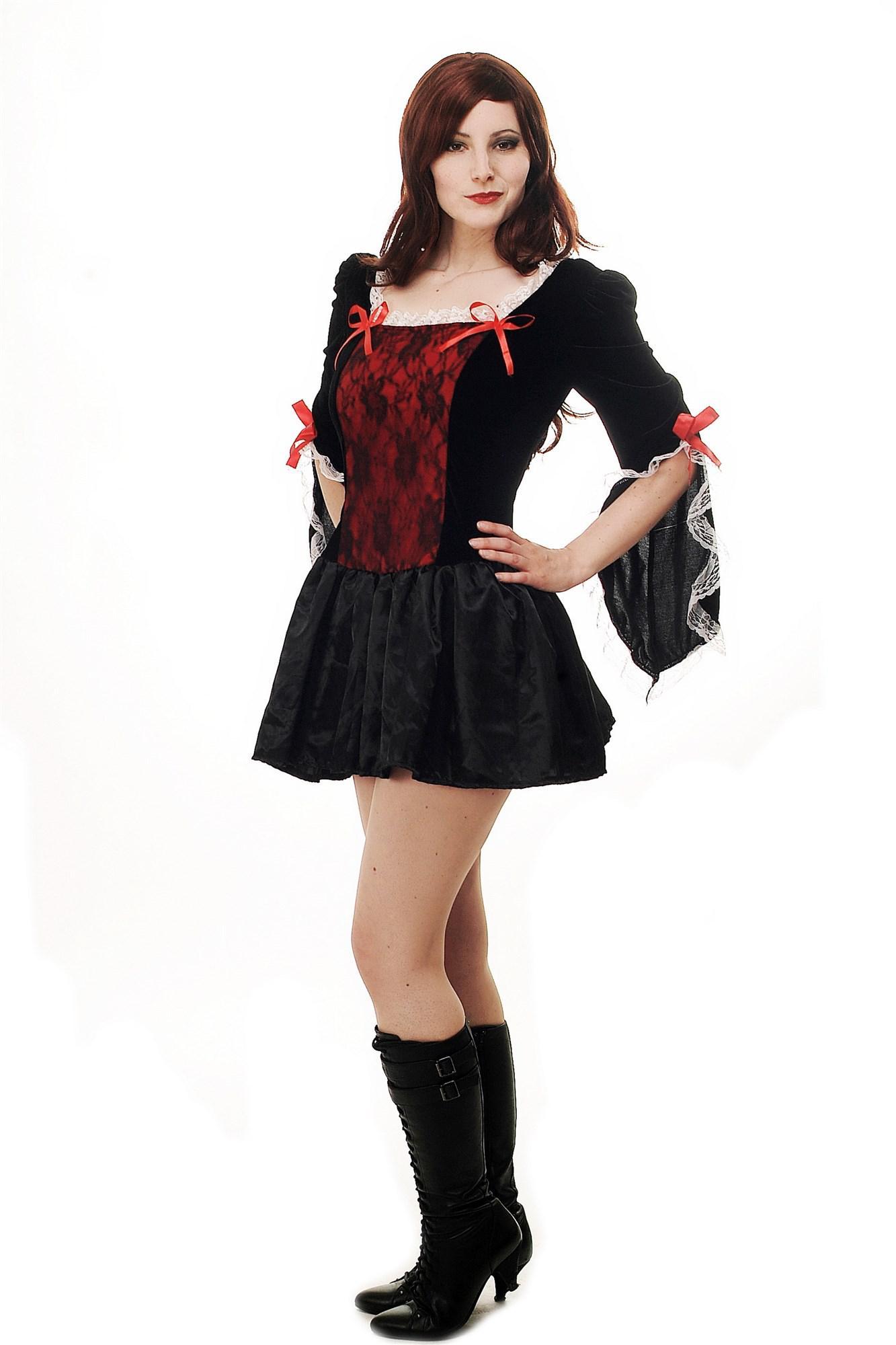 kost m damen kleid sexy barock gothic cosplay m rchen piratin french maid l070 kaufen bei vk. Black Bedroom Furniture Sets. Home Design Ideas