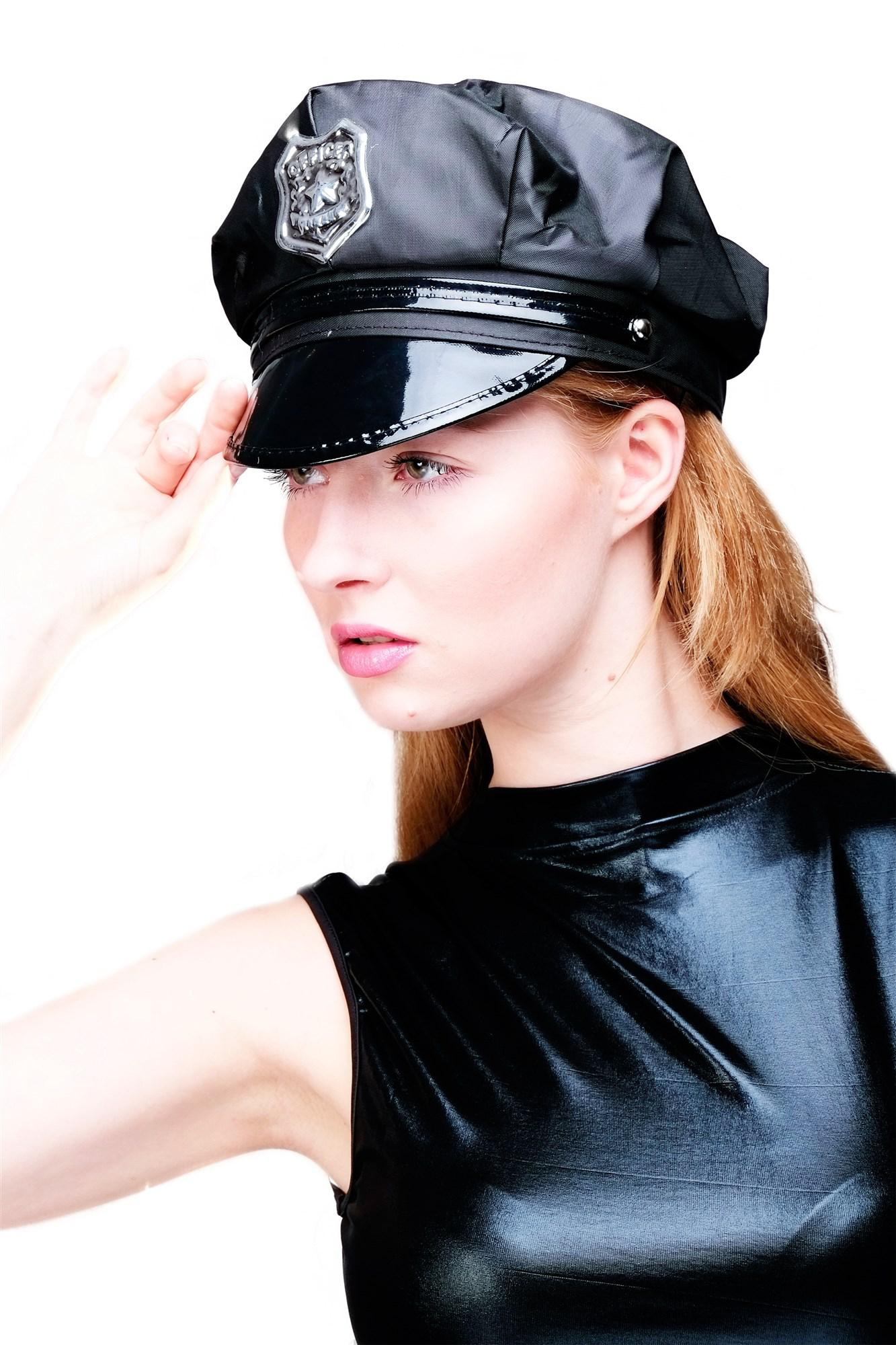 hut m tzen karneval m nner frauen cop polizist polizei bulle stripper ymca h21 kaufen bei vk. Black Bedroom Furniture Sets. Home Design Ideas