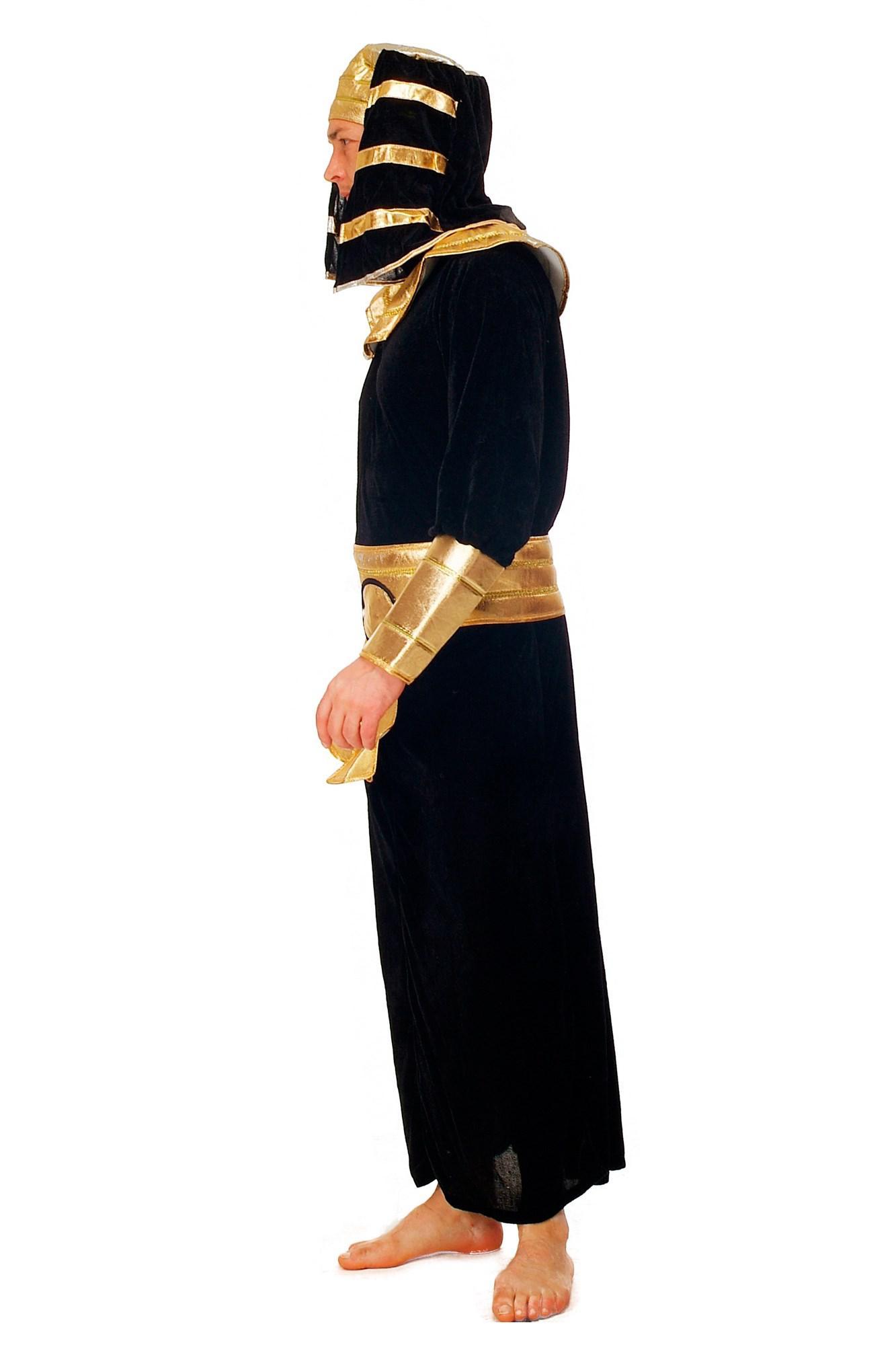 dress me up like an eyptian kost m pharao gypter ramses mumie herren neu k47 kaufen bei vk. Black Bedroom Furniture Sets. Home Design Ideas