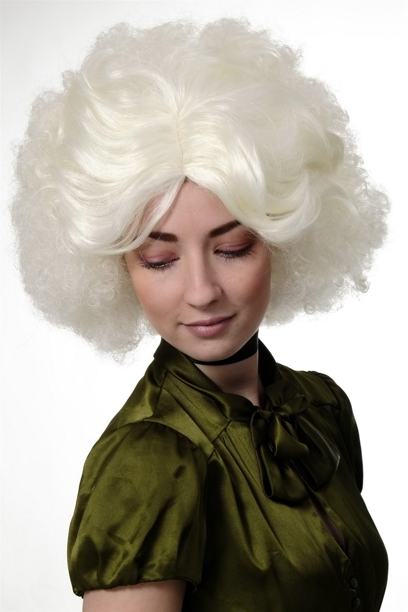 per cke sexy 60er jahre style hair afro mittelscheitel. Black Bedroom Furniture Sets. Home Design Ideas